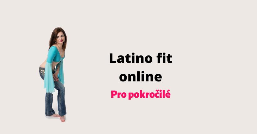 latino fit pokročilé