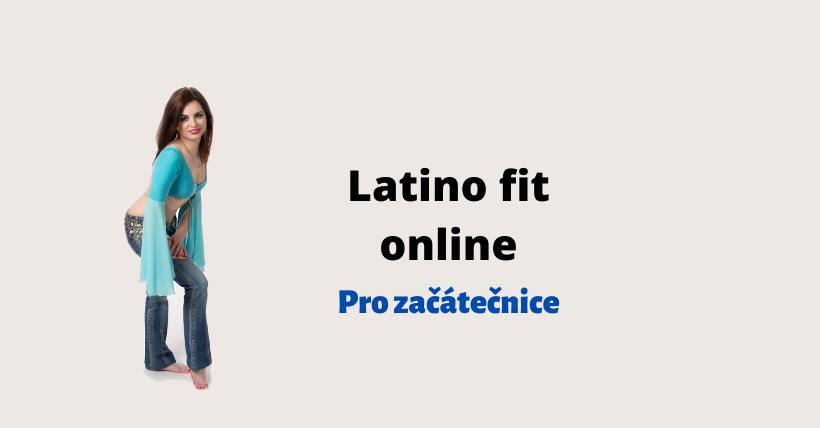 latino fit začátečnice